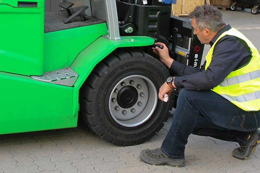 Arbeitsmittel Prüfungen und Betriebssicherheitsverordnung in Lübeck